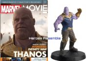 Marvel Movie Collection Special #11 Thanos Figurine Eaglemoss Publications